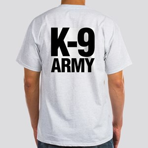 MWD K-9 ARMY Light T-Shirt