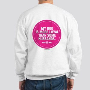 MWD PINK LOYAL Sweatshirt