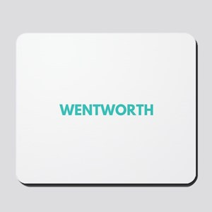 Wentworth Type Mousepad