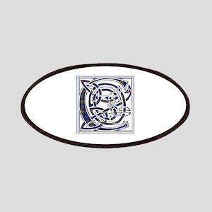 Monogram - Carnegie Patches