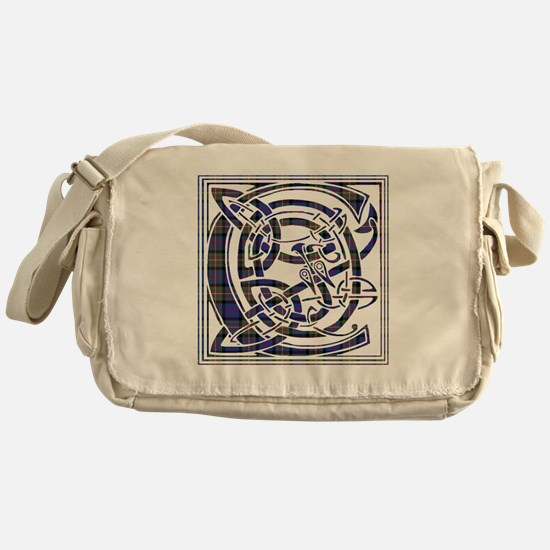 Monogram - Carnegie Messenger Bag