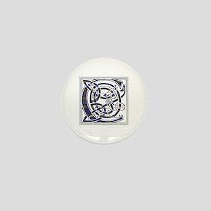 Monogram - Carnegie Mini Button