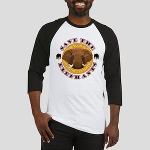 Save the Elephants Baseball Jersey