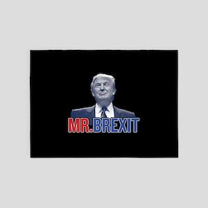 Donald Trump - Mr. Brexit 5'x7'Area Rug