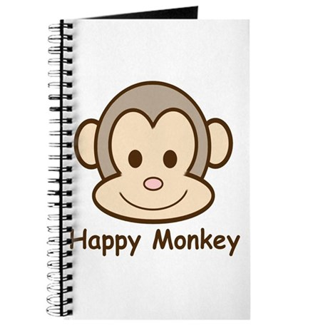 Happy Monkey Journal