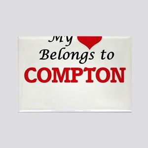 My Heart belongs to Compton Magnets