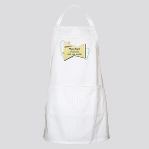 Instant Physical Therapist BBQ Apron