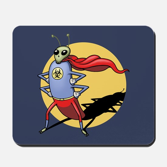 Superbug Mousepad