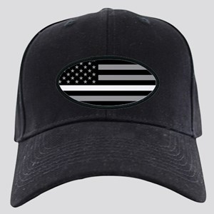 EMS: Black Flag & Thin White Line Black Cap