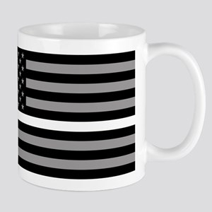 EMS: Black Flag & Thin White Line Mug