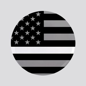 EMS: Black Flag & Thin White Line Button