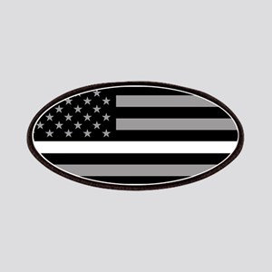 EMS: Black Flag & Thin White Line Patch