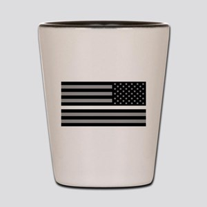 EMS: Black Flag & Thin White Line (Reve Shot Glass