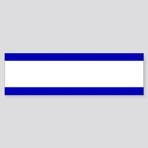 EMS: The Thin White Line Sticker (Bumper)