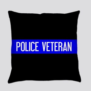 Police: Police Veteran & The Thin Everyday Pillow