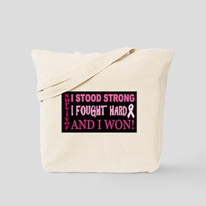 I Stood Strong Tote Bag