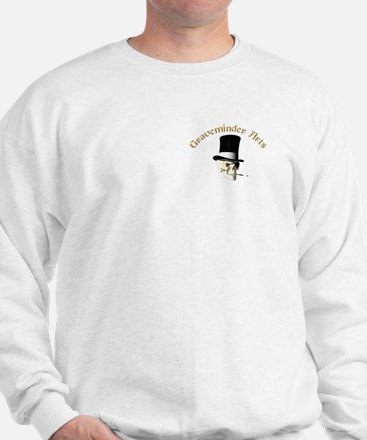 Official GraveMinder Support Gear Sweatshirt