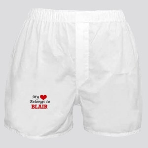 My Heart belongs to Blair Boxer Shorts
