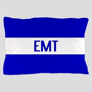 EMT: The Thin White Line Pillow Case