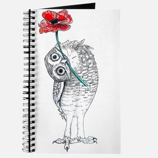 Owl & Poppy Journal