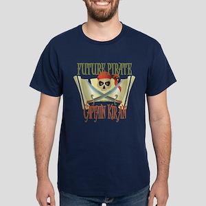 Captain Kiran Dark T-Shirt