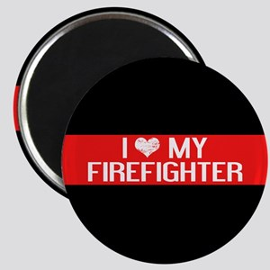 Firefighter: I Love My Firefighter (The Thi Magnet