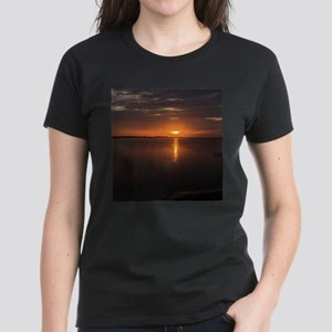 Long Summer Sunset T-Shirt
