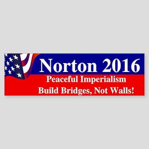 Emperor Norton 2016 Bumper Sticker