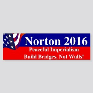 Emperor Norton 2016 Bumper Sticker