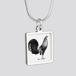 Gamecock Red Hatch Rooster Necklaces