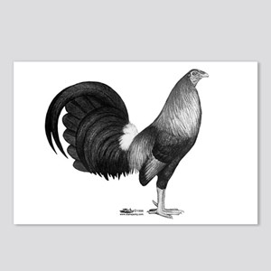 Gamecock Red Hatch Postcards (package Of 8)