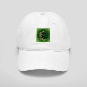 Crescent Moon (Green) Cap