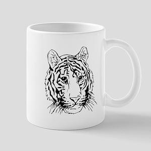 Tiger Head Mugs
