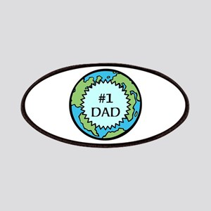 #1 Dad Patch