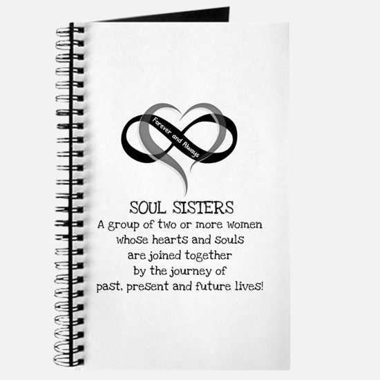 Soul Sisters Are Forever Journal