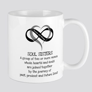 Soul Sisters Are Forever Mug