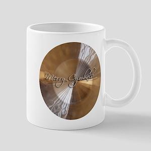merry cymbals Mug