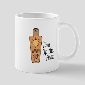 Turn Up Heat Mugs