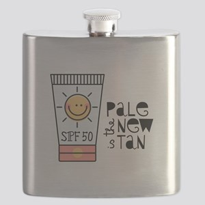 The New Tan Flask