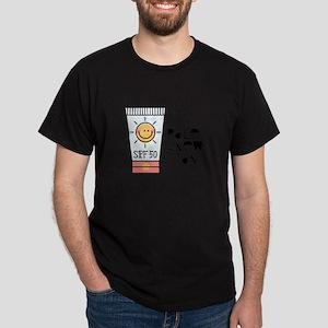 The New Tan Dark T-Shirt