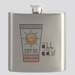All Day Sunscreen Flask