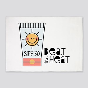 Beat The Heat 5'x7'Area Rug