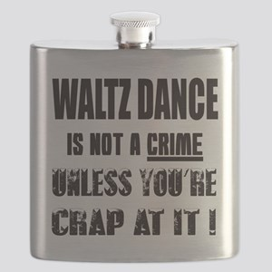 Waltz dance is not a crime Flask