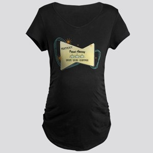 Instant Patent Attorney Maternity Dark T-Shirt