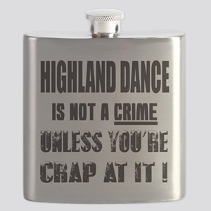Highland dance is not a crime Flask