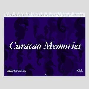 Curacao Memories Wall Calendar