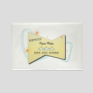 Instant Paper Maker Rectangle Magnet