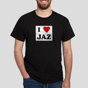 I Love JAZ T-Shirt