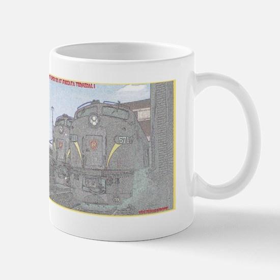 The Pennsy Lives On ! Mug