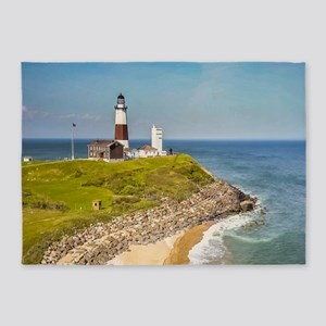 Lighthouse Large 5'x7'Area Rug